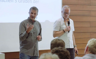 Video: Tag 2 - Bruno Körner und Martin Lemme